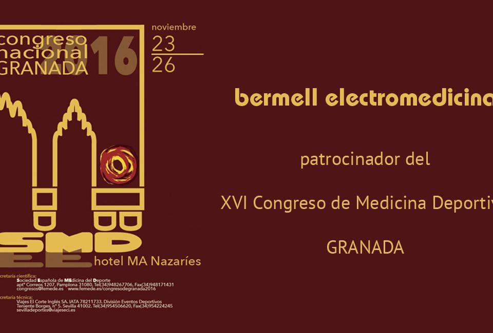 Medicina deportiva granada 2016