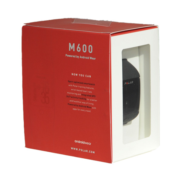 Polar M600 caja der.