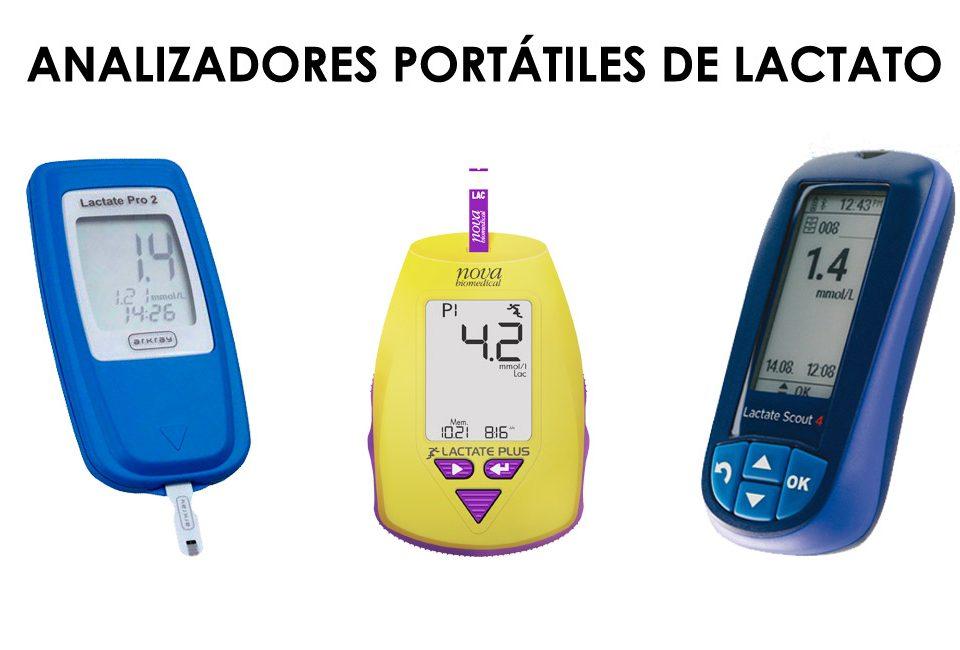 comparativa de analizadores de lactato